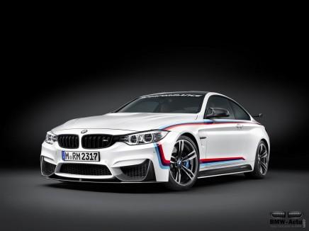 BMW présente de nouveaux accessoires M Performance pour les M2 etM4