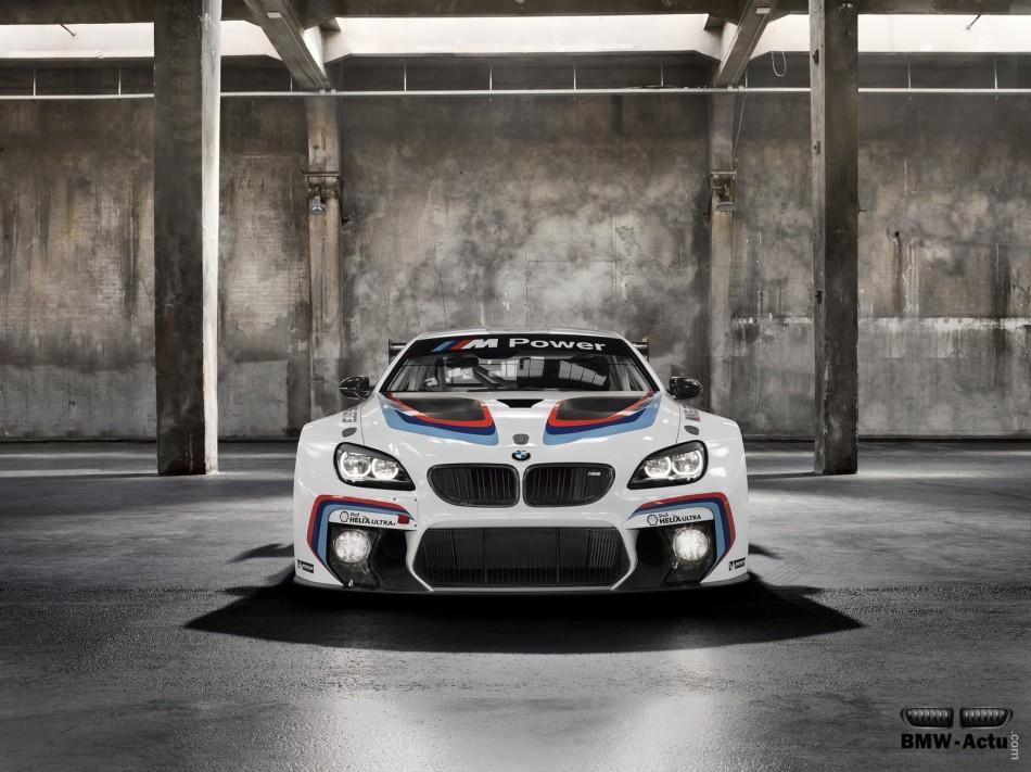 BMW va perpétuer la tradition des Art Cars avec la M6GT3