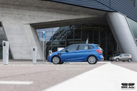 Production BMW 225xe Active Tourer