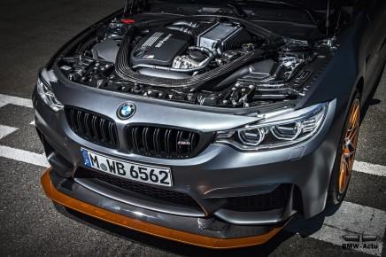 Zoom sur les technologies BMW : le 6 cylindres avec injection d'eau de la M4GTS