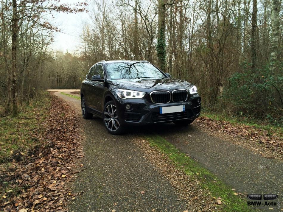 A l'essai : BMW X1 xDrive20dSport