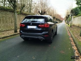 Essai BMW X1 xDrive20d Sport