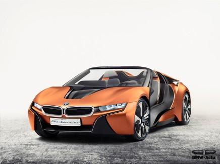 BMW présente une pléthore d'innovations au CES de LasVegas