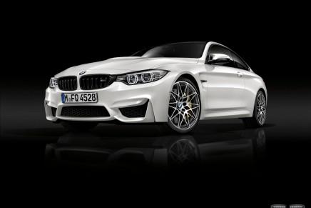 BMW livre les détails du Pack Compétition pour les M3 etM4