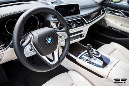 BMW veut améliorer l'intégration de la technologie embarquée dans sesvoitures