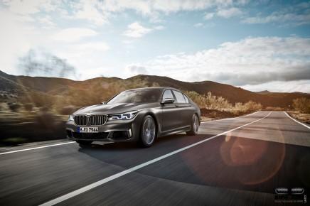 BMW lève le voile sur la M760Li xDrive animée par un V12 de 600chevaux