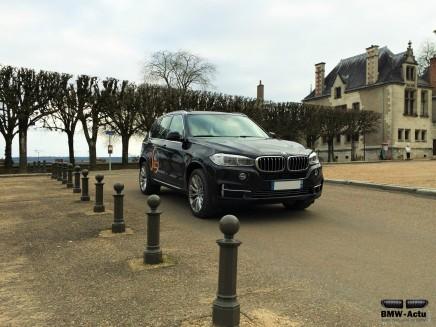 A l'essai : BMW X5 xDrive40e hybriderechargeable