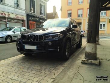 Essai BMW X5 xDrive40e