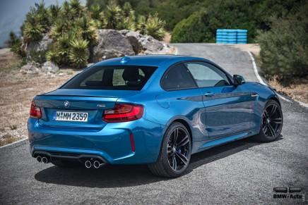 La BMW M2 rencontre une très fortedemande
