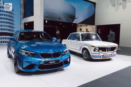 Les nouveautés de BMW au Salon deGenève