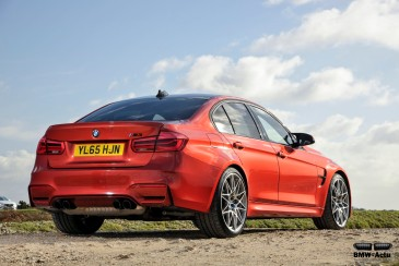 BMW M3 Pack Competition