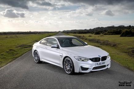 BMW annonce le tarif du Pack Competition pour les M3 etM4