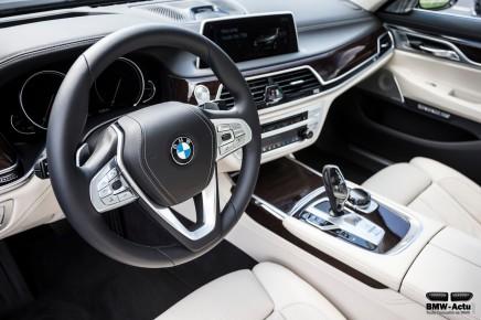 Votre BMW va bientôt vous aider à trouver une place de stationnementlibre