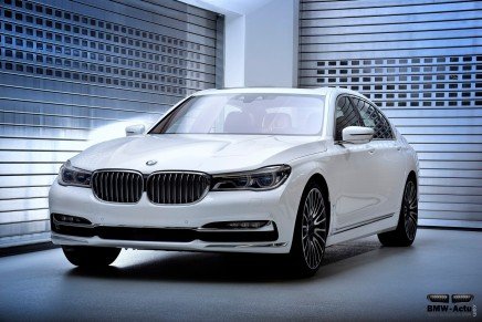 BMW présente deux éditions limitées très exclusives de la Série7