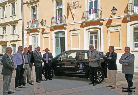 BMW i3 Saint Tropez