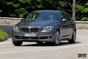 BMW Série 5 GT
