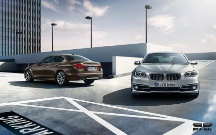 La BMW Série 5 franchit le cap des 2 millions de clientsséduits