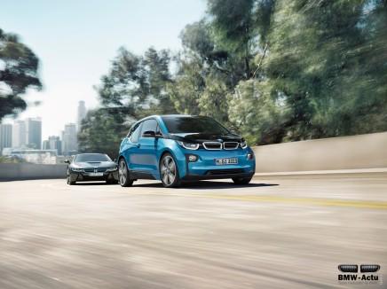 BMW lance une i3 avec une autonomie revue à lahausse